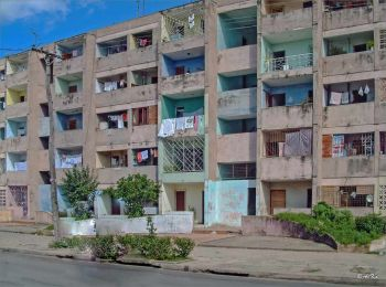Wohnhaus-Kuba